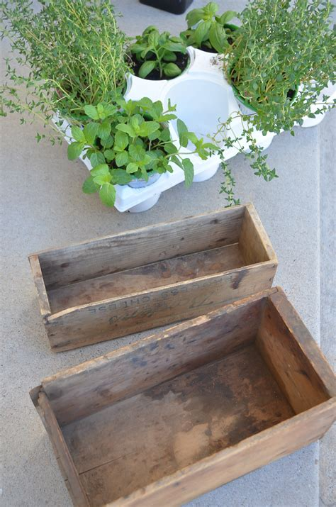 herb garden box diy herb garden box 28 images diy herb garden with