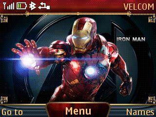 nokia 5130 iron man themes download iron man 3 stc 99 nokia asha 302 themes 2966521