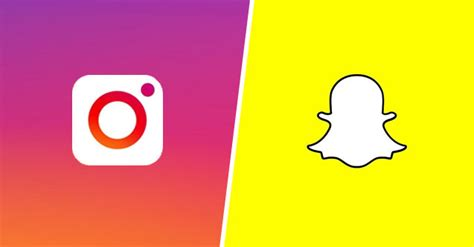 Home Design Story Facebook by Snapchat Vs Instagram Choosing Social Media For Your Business