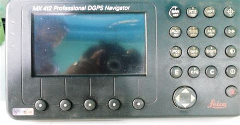 leica for sale for sale leica mx412 gps navigator marinemarket in