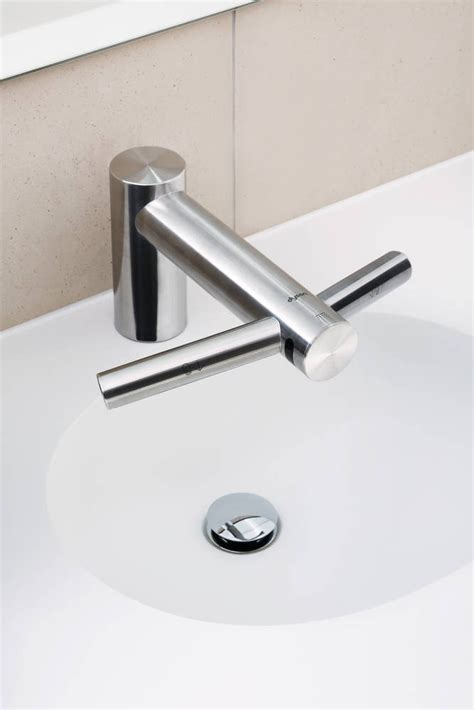 dyson sink with dryer 17 best images about dyson airblade tap dryer on