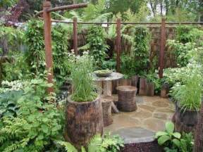 Ideas For A Small Garden Small Easy Garden Ideas Home Designs Wallpapers