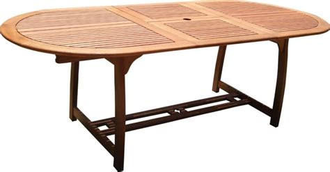 Outside Patio Table Vifah V503 Outdoor Extension Table With Butterfly Patio Table