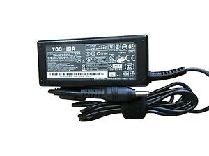 genuine toshiba n193 v85 r33030 65w 19v 3 42a ac adapter laptop charger ebay