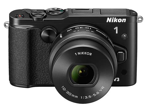 nikon 1 v3 mirrorless announced price specs release date