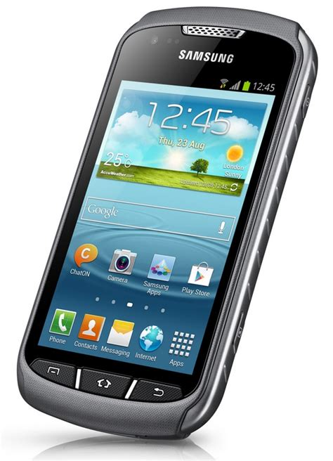 Rugged Samsung Phone by Samsung Galaxy Xcover 2 Rugged Smartphone Itech News Net