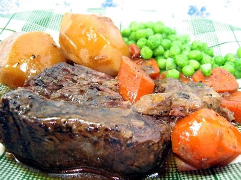 coleen s recipes beef pot roast oven braised
