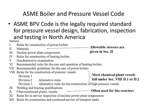 asme boiler and pressure vessel code section viii pressure vessel design ppt download