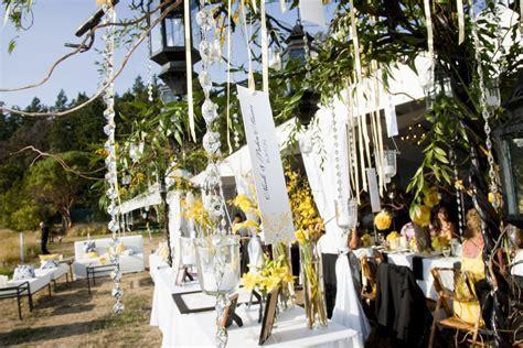 Outdoor Weddings   Romantic Decoration