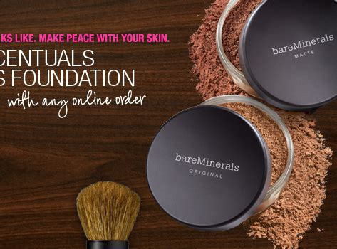 Old Navy Sweepstakes Delivery - mojo savings free bare escentuals or bare minerals foundation