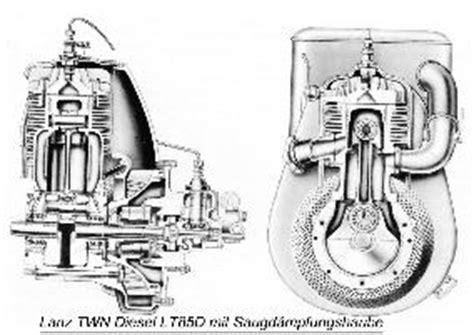 Zweitakt Diesel Motorrad by Lanz Bulli Twn