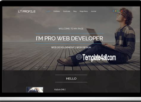 One Page Responsive Law Joomla Template Download Joomla One Page Template Free