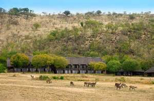 Lodge located in the big five pilanesberg national park south africa