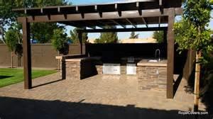 Backyard Bar And Grill Alumawood Patio Cover Amp Patio Pergola Covers For Phoenix