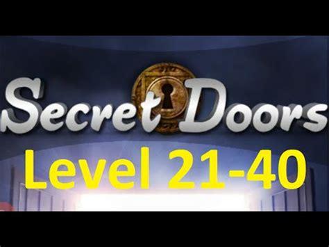 100 doors floors 40 secret doors 100 floors can you escape 100 doors