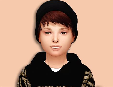 the sims 4 hair kids 28 best ts4 hair kids cm images on pinterest