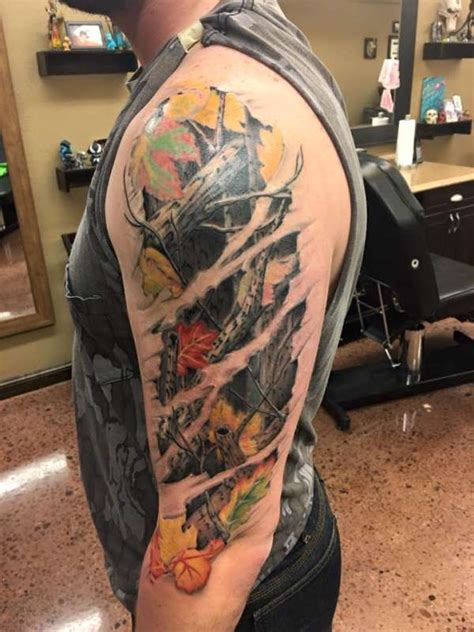 tattoo menomonee falls camo skin tear tattoo