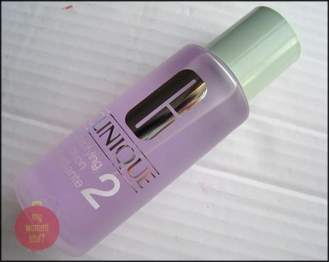 Clinique Mild Clarifying Toner clinique 3 step soap clarifying lotion and