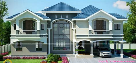 mansion designs home design architecture kerala sq ft big kerala house