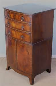 antique chest of drawers with cupboard antiques atlas