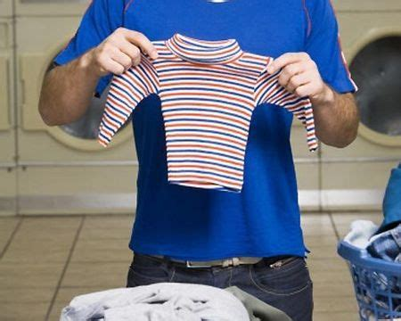 Does The Washer Or Dryer Shrink Clothes Sick And Tired Of Shrinking Clothes Try These Tips