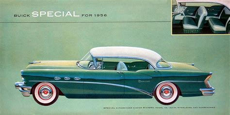 Home Blue Prints 1956 buick brochure page 17 jpg