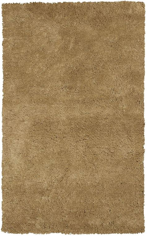 bliss shag bliss gold shag 72 quot x 72 quot rug from kas rugs coleman