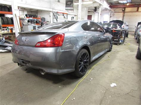 infiniti auto parts parting out 2011 infiniti g37 stock 170046 tom s