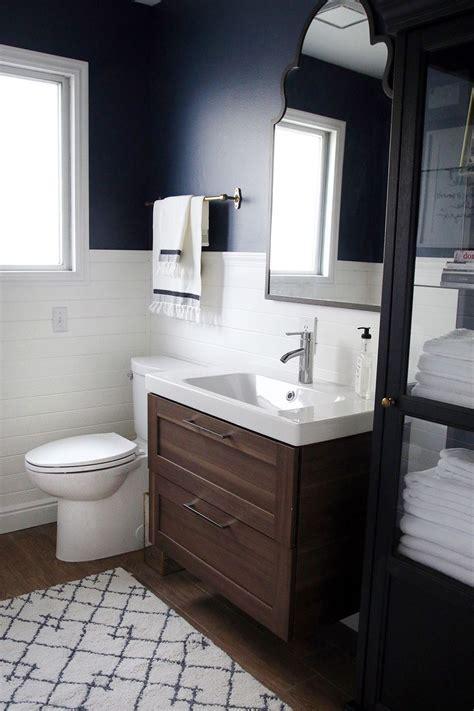 bathroom linen cabinets ikea a half bath refresh ikea vanity linen cabinets and vanities
