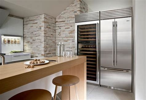 a perfect pairing sub zero a perfect pairing sub zero s french door refrigerator and wolf s new gas range remodelista