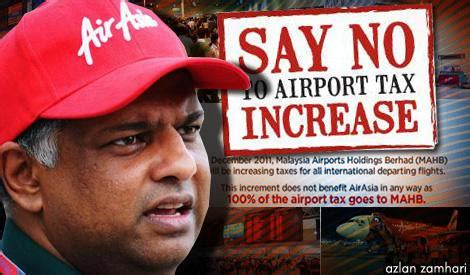 Philippine Airport Tax Rise by Airasia Airasia X Not Handed Unclaimed Airport