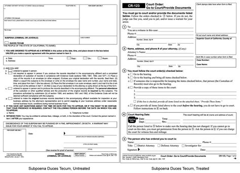 Returns To Courtsort Of by Best Photos Of California Court Form Blank California