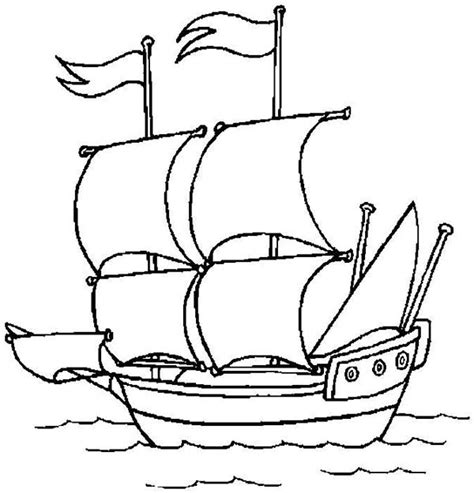 coloring book for relaxation sailing ships books pirate ship coloring pages getcoloringpages