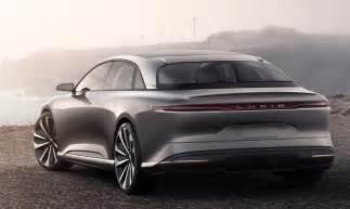 Tesla Killer Electric Car Lucid Motors Unveils Tesla Killer Electric Car That Can