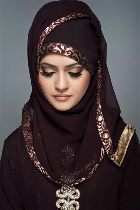 trendy pakistani hijab style images hijab styles step by