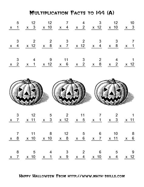 printable halloween math worksheets for 4th grade 21 best images about math worksheets tips on pinterest