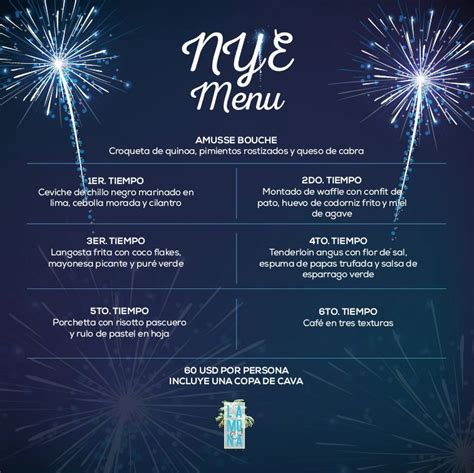 new year event in la cap cana upcoming events la mona s new year s feast