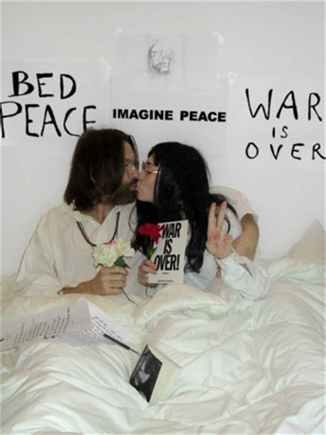 lyrics to bed peace john lennon comes to visit from the spirit world