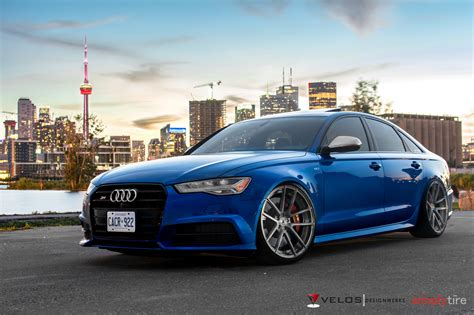 Audi Performance Wheels by Audi S6 On Vcs V 2 Pc Forged Wheels Velos