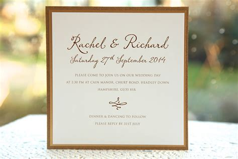 Traditional Wedding Stationery by Wedding Stationery Advice Archives Page 2 Of 5