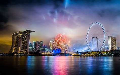 new year singapore 2014 singapore fireworks happy new year wallpaper 8919