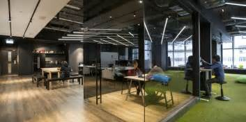 creative office space ideas modern office design archives freshome
