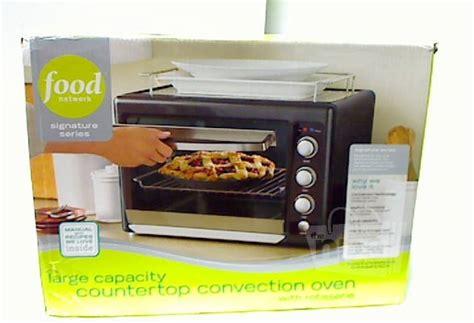 Food Network Countertop Oven food network fnc0b1000 large capacity countertop