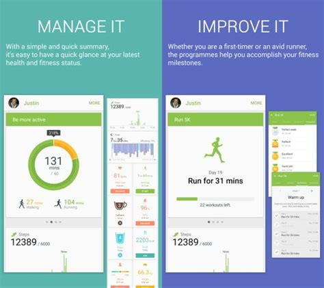 Android Health App by Samsung S S Health App Now Available On Other Android