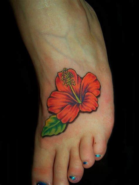 tatuaggi fiori tropicali hibiscus images dedetattoo