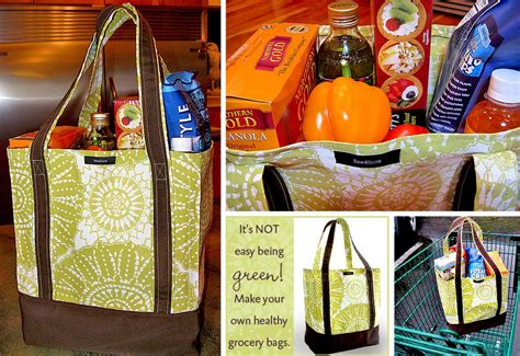 pattern for fabric grocery bags tote bag pattern grocery tote bag pattern