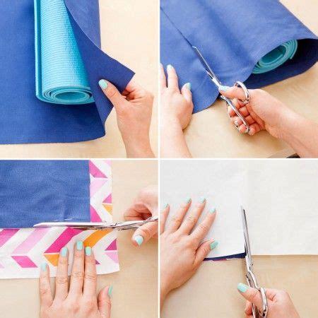 tutorial para hacer yoga m 225 s de 25 ideas incre 237 bles sobre como hacer un tapete en