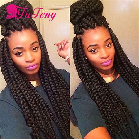 xpressions braiding hair box braids 30 box braids hair crochet braids havana mambo twist