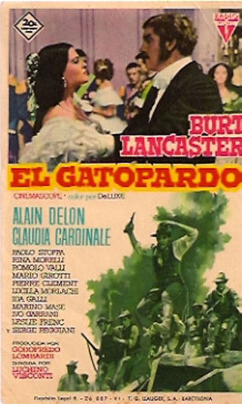 el gatopardo quot lart visconti quot movie poster quot il gattopardo quot movie poster
