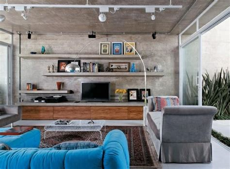 cement showcase designs living room 25 captivating living room designs with concrete wall rilane